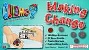 Making Change Quizmo - McRuffy Press