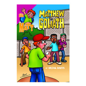 Matthew and Goliath - McRuffy Press