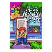 Matthew's Birthday Blessing - McRuffy Press