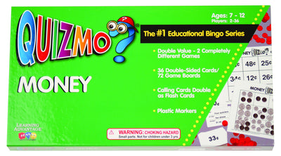 Money Quizmo - McRuffy Press