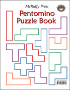 McRuffy Pentomino Puzzle Book (Pentominoes sold separately.) - McRuffy Press