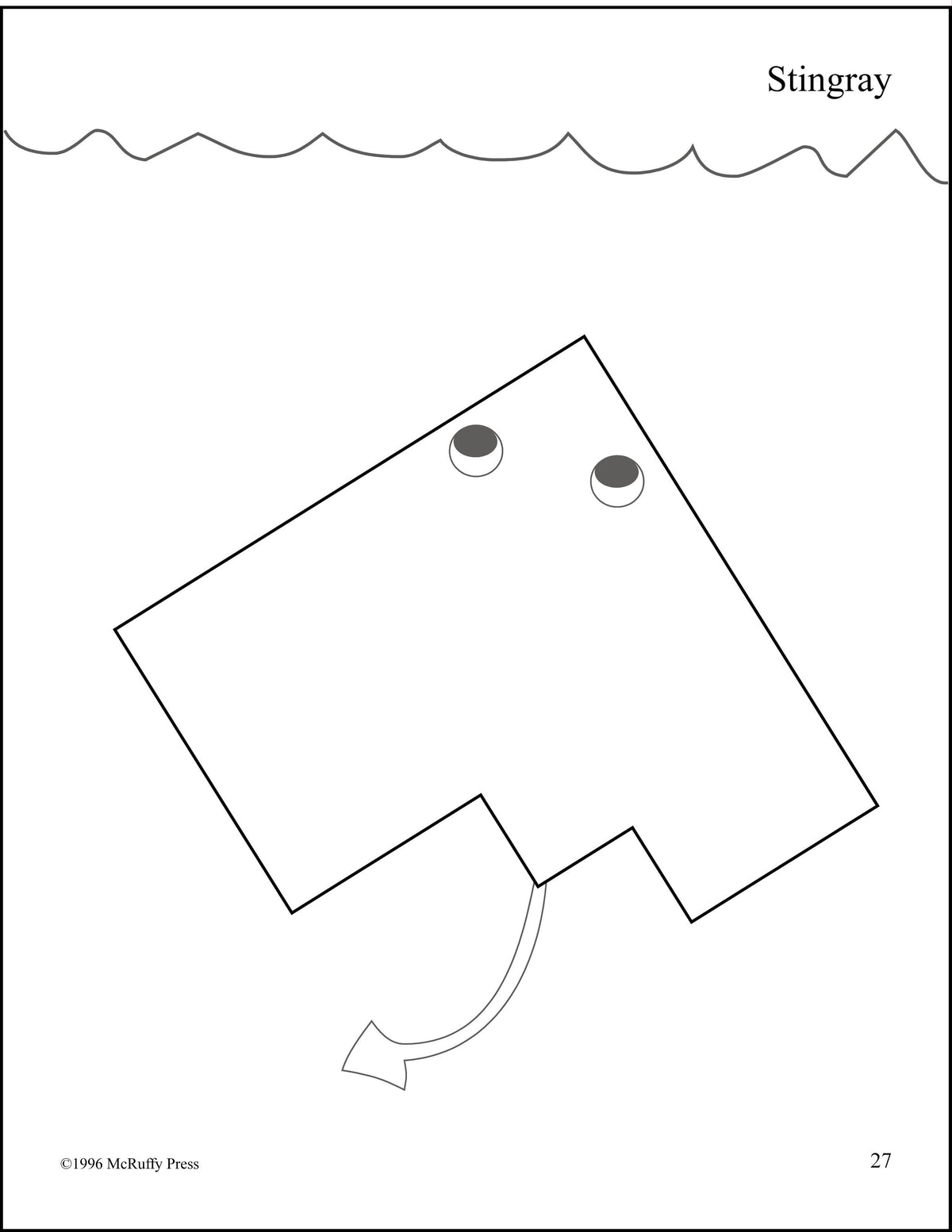 McRuffy Pentomino Puzzle Book (Pentominoes sold separately ...