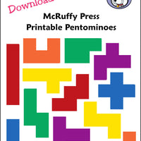 Pentmino Sets Download - McRuffy Press