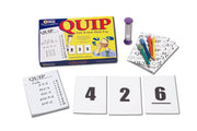 Quip - The Fast Action Math Fun Game - McRuffy Press