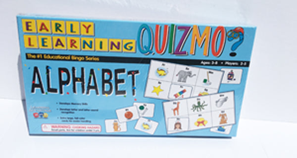 Alphabet Quizmo - McRuffy Press