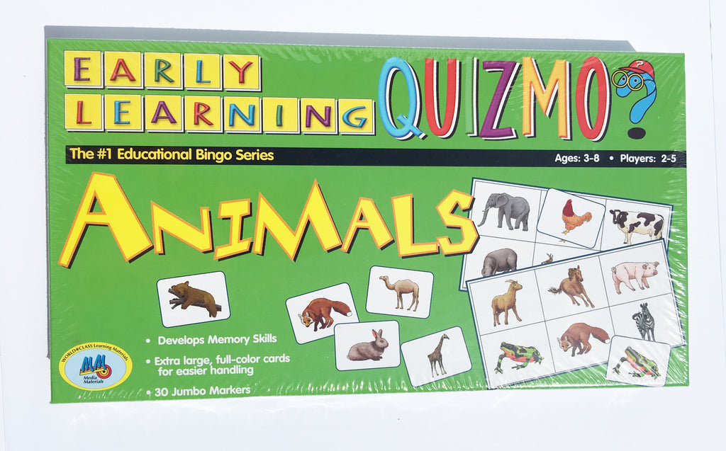 Animal Quizmo - McRuffy Press