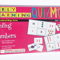 Counting & Numbers Quizmo - McRuffy Press