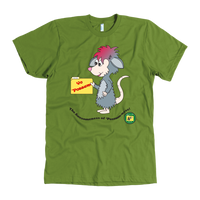 Yo Possum T-shirt - McRuffy Press