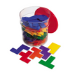 Pentomino Tub (6 sets of 12 pieces)