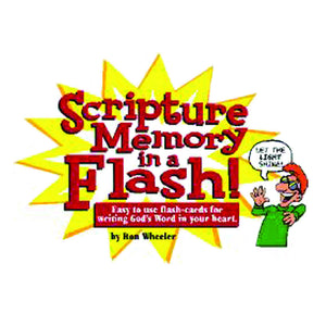 Scripture Memory in a Flash - McRuffy Press