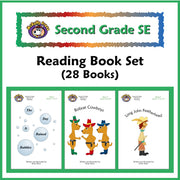 Second Grade SE Reading Book Set - McRuffy Press