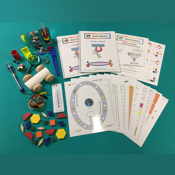 Second Grade Science Curriculum and Lab Kit