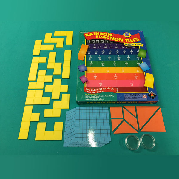 Second Grade Color Math First to Second Grade Manipulative Upgrade Kit - McRuffy Press