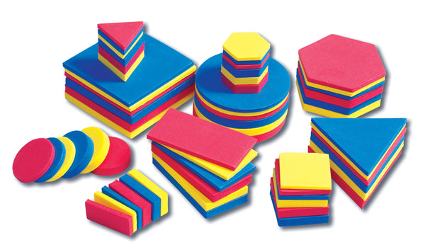 Soft Foam Attribute Blocks