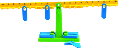 Student Math Balance - McRuffy Press