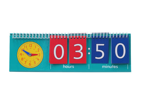 Time Flip Chart - McRuffy Press