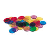 Transparent Circle Counters (250 pieces) - McRuffy Press