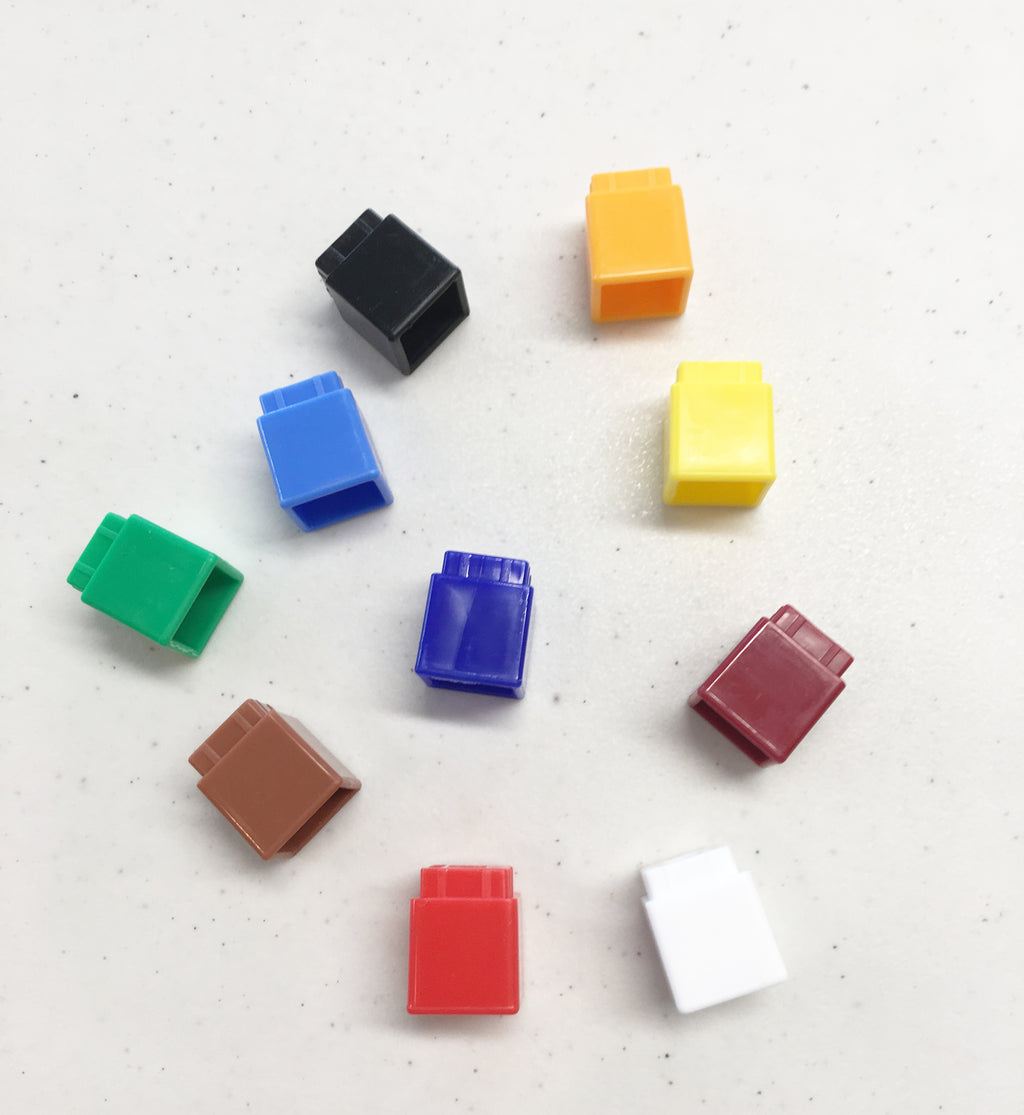 Unifix Cubes individual cubes - McRuffy Press