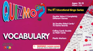 Vocabulary Quizmo - McRuffy Press