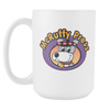 Logo Mug 15 oz - McRuffy Press