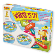 Where is It? Game - McRuffy Press