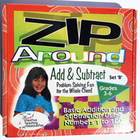 Zip Around - McRuffy Press