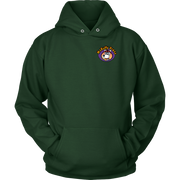 McRuffy Small Logo Hoodie - McRuffy Press