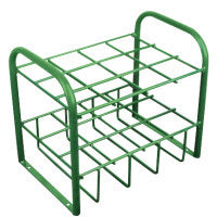 12-Cylinder Medical Stand, 400 lb Load Capacity