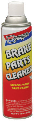 Brake Cleaners, 20 oz Aerosol Can