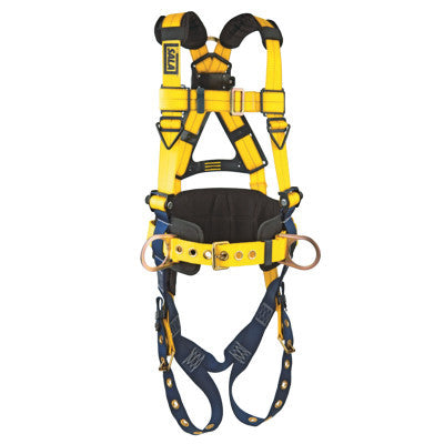 Back D-Ring, X-Large | Delta No-Tangle Harnesses, (2) Waist D-Rings