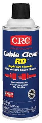 Cable Clean RD High Voltage Splice Cleaners, 16 oz Aerosol Can