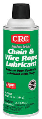 Chain & Wire Rope Lubricants, 16 oz Aerosol Can