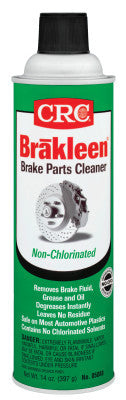 Brakleen Non-Chlorinated Brake Parts Cleaners, 14 oz Aerosol Can