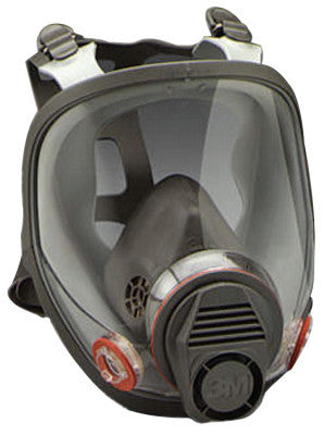 6000 Series Full Facepiece Respirators, Small