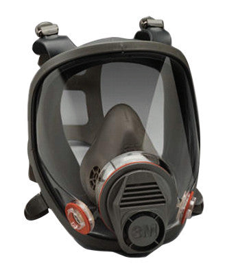 6000 Series Full Facepiece Respirators, Large