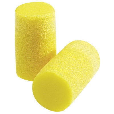 E-A-R Classic Plus Foam Earplugs, PVC, Uncorded, 200 pair per box