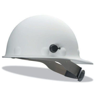 Roughneck P2 High Heat Protective Cap, SuperEight Ratchet with Quick-Lok, White