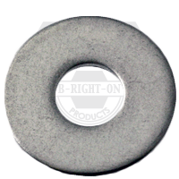 FLAT WASHERS STAIN A2 (18-8) N400