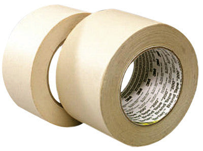 Tartan Masking Tapes 200, 4 3/4 in X 55 m, 24 Rolls/Case