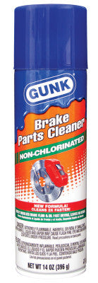 Brake Cleaners, 14 oz Aerosol Can