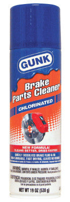 Brake Cleaners, 19 oz Aerosol Can