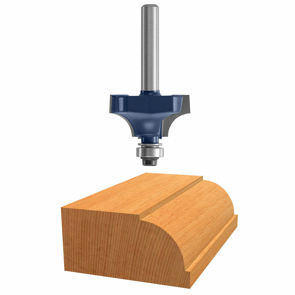 1 In. Beading Router Bit