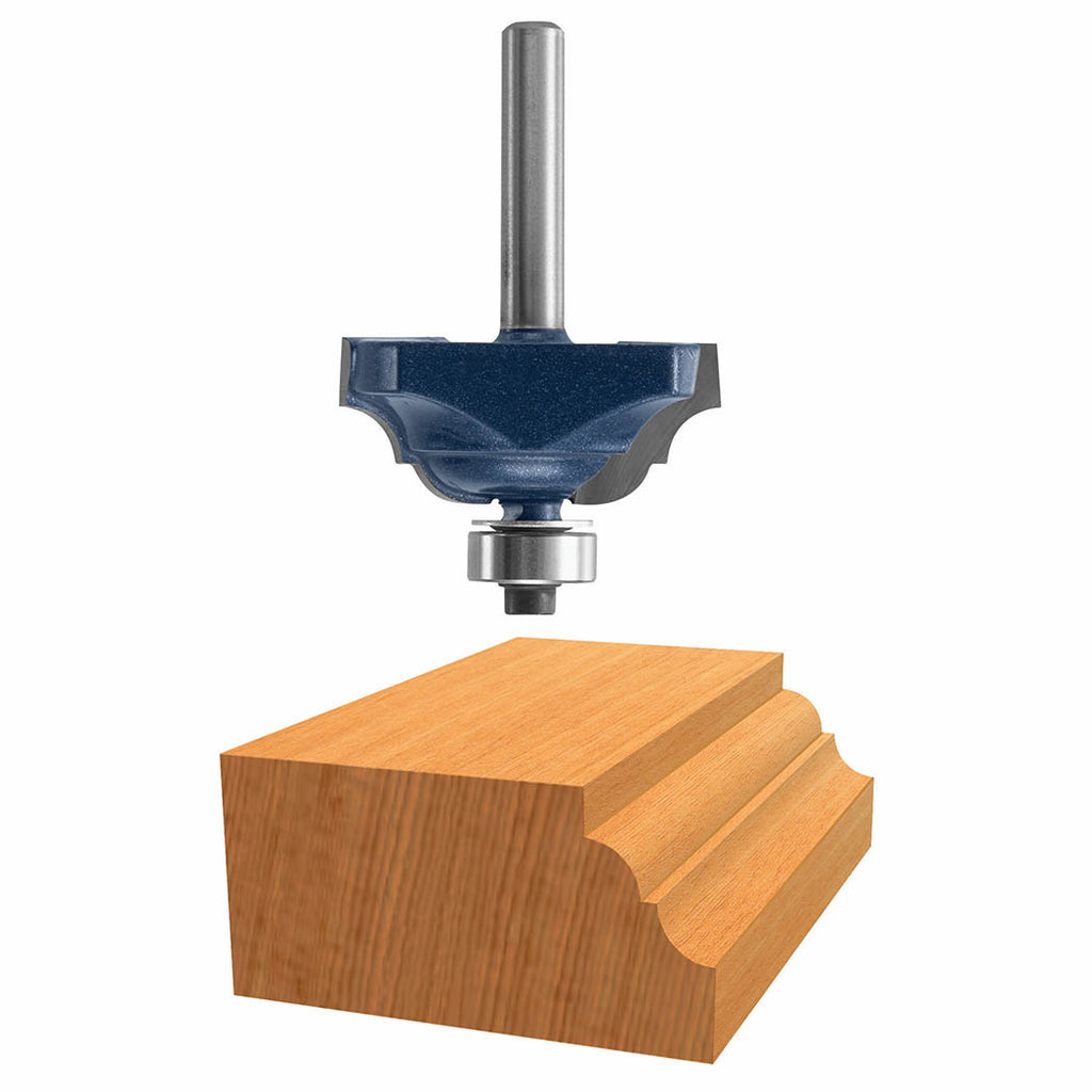 1-1/2 In. Classical Router Bit
