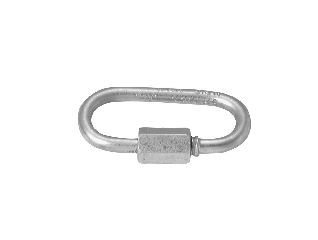 "1/2"" Quick Link, Steel, Zinc Plated, #7350"