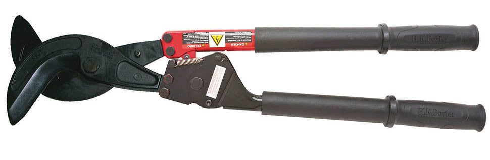 "29 3/4"" Ratchet-type, Soft Cable Cutter, 3"" Capacity"