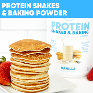 Protein Shakes and Baking Powder
