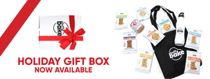 holiday gift box now available
