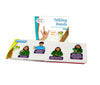 Brainy Baby Talking Hands Discovering Sign Language Board Book