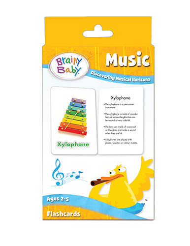 Music Flashcards Set | Musical Skills