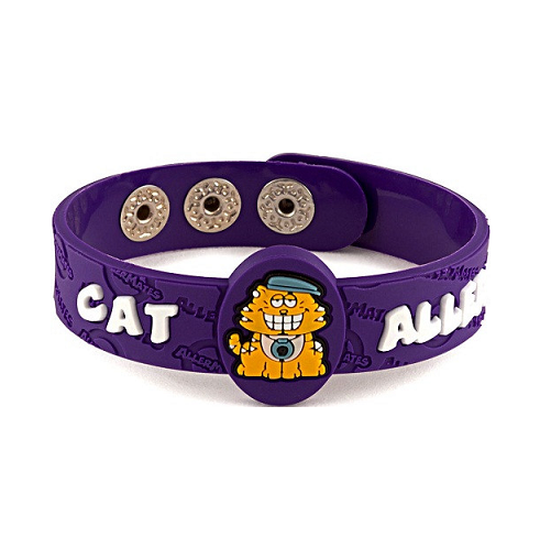 Allermates® CAT Allergy Wristband